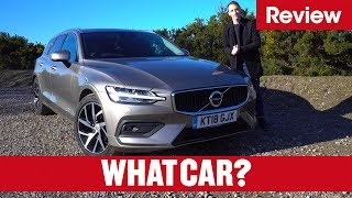 2020 Volvo V60 review - the ultimate all-round estate car? | What Car?