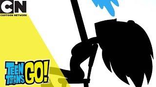 Teen Titans Go!   Robin Loses His Voice   Cartoon Network