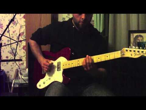 Brad Paisley 'Ticks' solo
