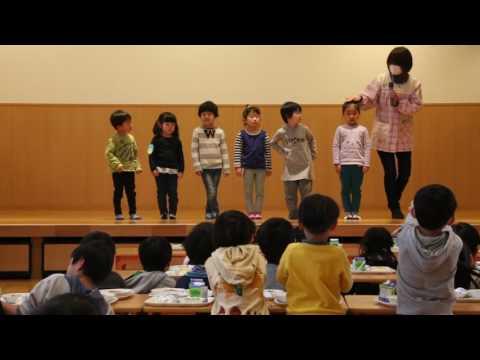 平成28年度 みなみ保育園 誕生日会食会(2月)