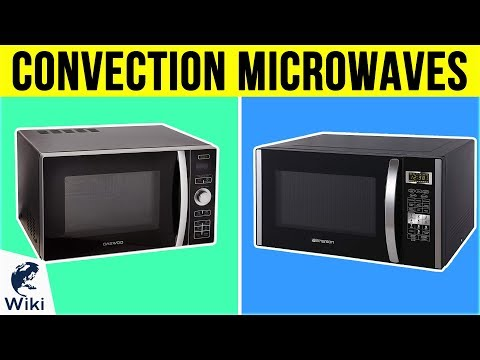 Combination Convection Microwave Oven