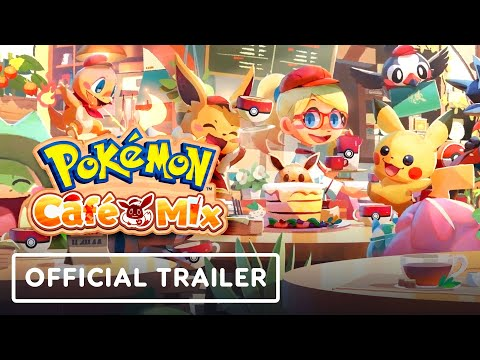 Pokemon Cafe Mix要出手遊跟登陸NS了