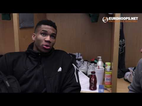 (Greek) Giannis Antetokounmpo Video - Blogging on Εurohoops