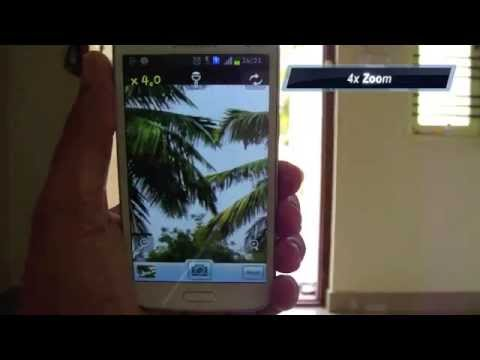 Video of Camera ZOOM Free