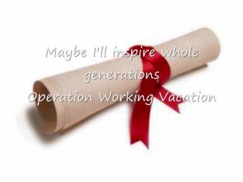 Música Operation: Working Vacation
