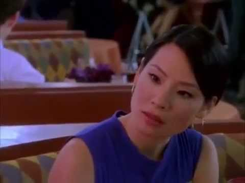 Lucy Liu In Sex And The City