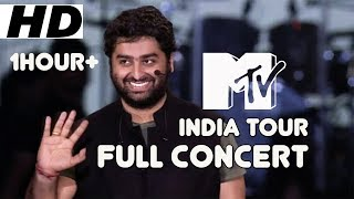 Arijit Singh Live | MTV India Tour | Full Concert | HD | Must Watch | Best Performance