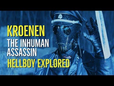 KROENEN (The Inhuman Assassin) HELLBOY EXPLORED