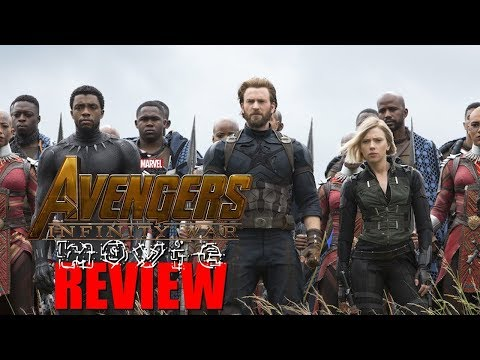 Avengers: Infinity War Movie Review (The Road to Infinity War Part 19)