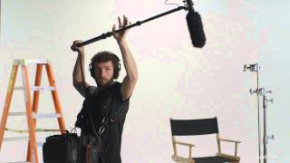 Film Craft 107: The Location Sound Mixer - 8. Operating a Boom Mic