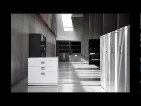 Archivos, armarios y estanterías