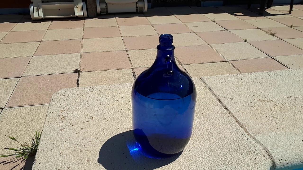 Agua solarizada & magnetizada