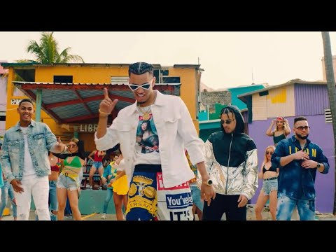 Milly x Farruko x Myke Towers x Lary Over x Rauw Alejandro x Sharo Towers - Date Tu Guille (Video)