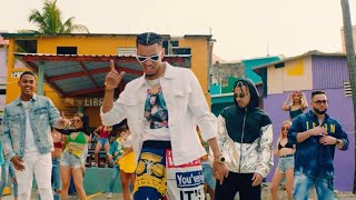 Milly X Farruko X Myke Towers X Lary Over X Rauw Alejandro X Sharo Towers   Date Tu Guille (Video)