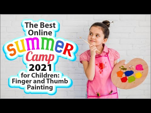 The Best Online Summer Camp 2021 ‐ Summer Art Programs for Kids