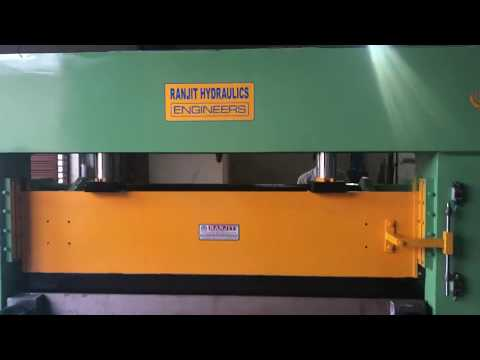 Sheet Bending Machine 12mm