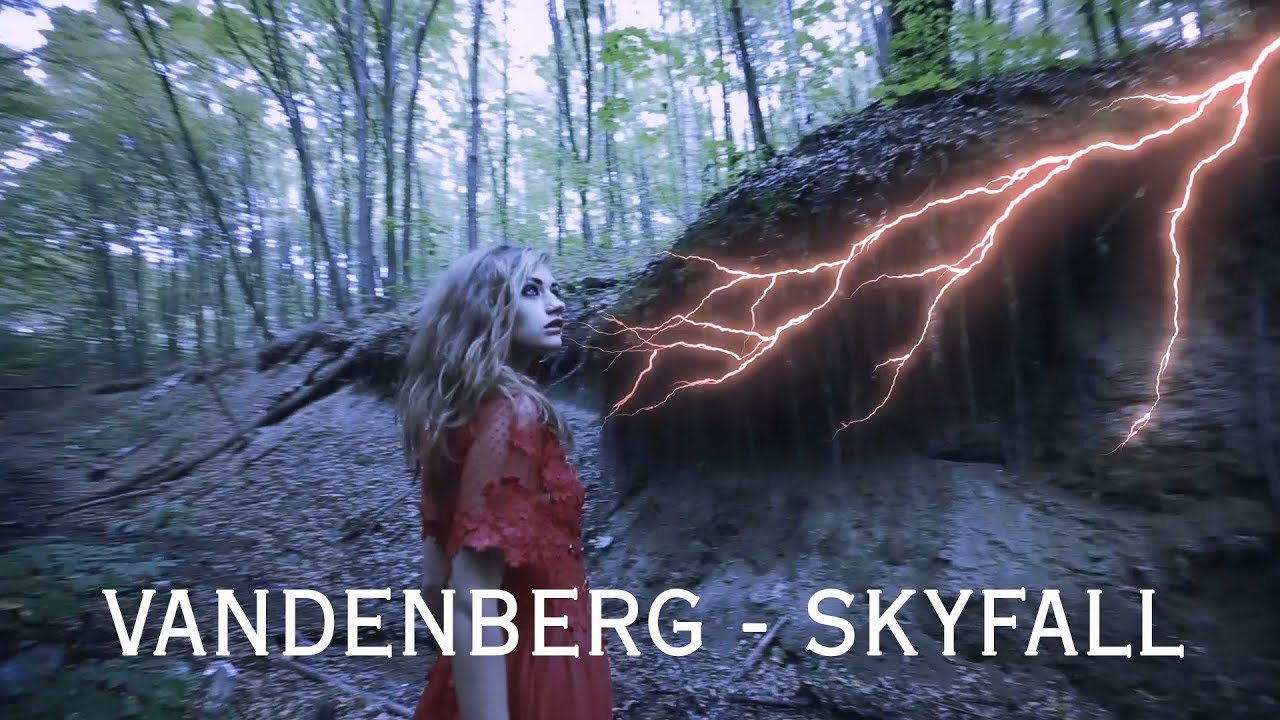 VANDENBERG - Skyfall