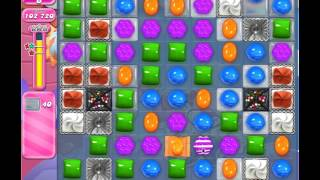 Candy Crush Level 2277 (no boosters, 3 stars)