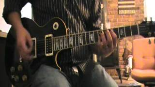 I'm in need of love Ace Frehley Guitar Cover