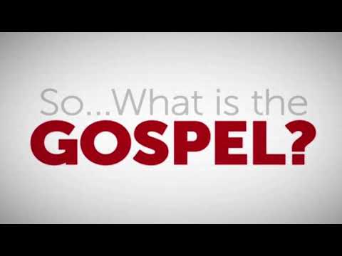 ISRAELITES NEED TO KNOW WHAT THE GOSPEL IS