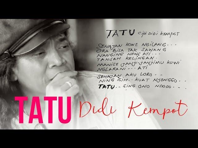 Didi Kempot - Tatu [OFFICIAL]