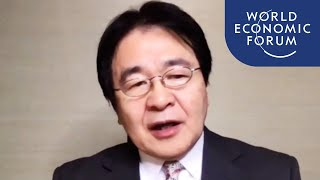 Japan's Great Reset | DAVOS AGENDA 2021