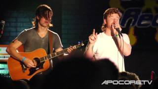Jonny Craig - Children Of Divorce (Live at Chain Reaction) [HD]