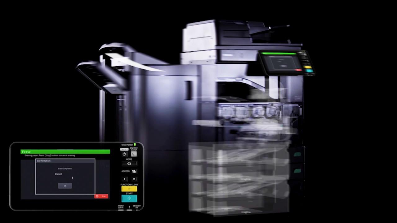 Toshiba's New Printer Is Also An Eraser