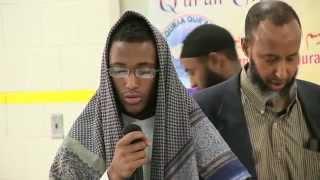 Xafladda Ardayda Dhamaysay Quraanka Dugsiga Ummu Quraan St Paul MN 2014