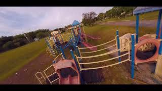 The FPV PlayGround freestyle