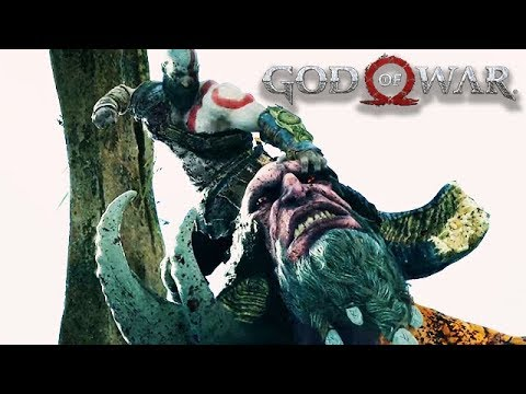 GOD OF WAR 4 All Death Scenes and Finishers (PS4 Pro)