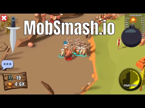 MobSmash.io Video 1
