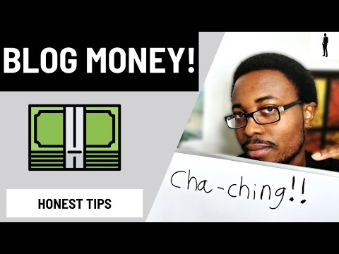 Honest Tips on How to Start a Blog and Make Money