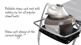 Brabantia Ironing Board - Size C 'Steam Control'