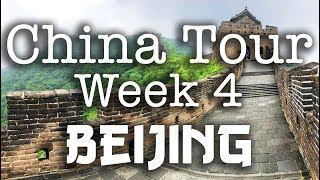 Walls, Wonders & a Tuk Tuk - China Tour, Week 4 - Beijing