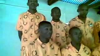 Abafana singing Nongqawuse song