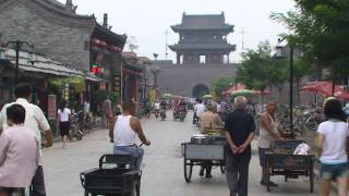 Video : China : PingYao 平遥, ShanXi province