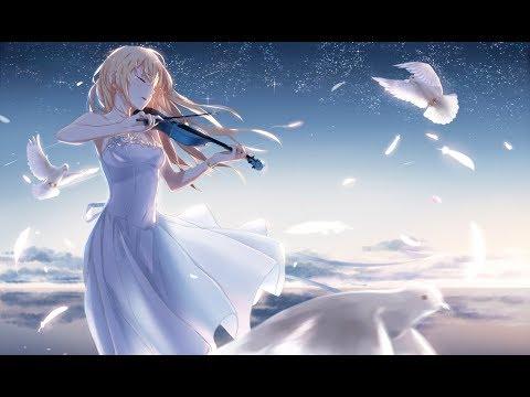 【 Kaori x Kousei 】Белые птицы