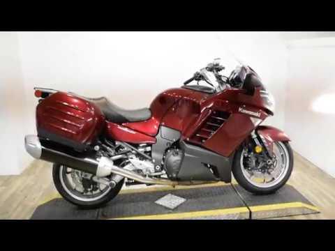 2009 Kawasaki CONCOURS 14 in Wauconda, Illinois - Video 1