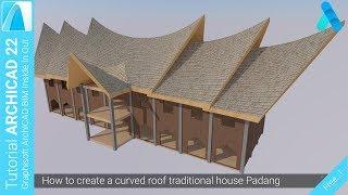 Tutorial ARCHICAD 22 Architecture Geomatric Pavilion - Thủ thuật máy