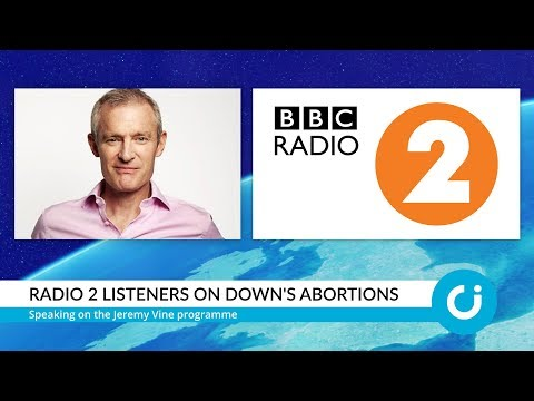 Radio 2 listeners on Down's abortions