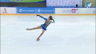 Накануне вечером в Великом Новгороде было установлено уникальное достижение на льду
