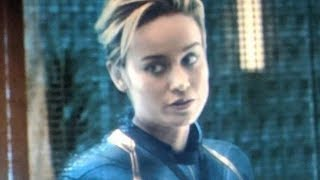 We Finally Understand How Captain Marvel Found Tony In Space