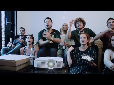 Optoma's latest 1080p home projector