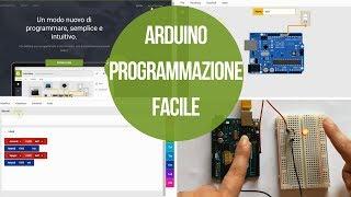 Programmare Arduino a Blocchi con Bitbloq #alternatIDE
