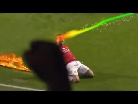 Troll các pha ăn mừng trong bóng đá