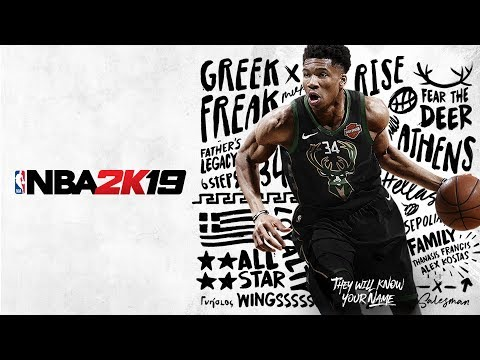 NBA 2K19 PSN Key NORTH AMERICA - 1