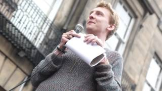 LGBT rights comedy gig - Stand-up for Russia - Joe Lycett
