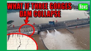 What will happend if Three Gorges Dam collapse? How will impact supply chains?