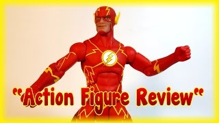 DC Collectibles Designer Series Greg Capullo The Flash Review.